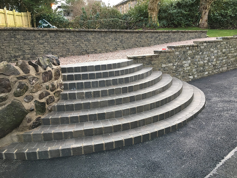 Victoria Driveways landscaping services